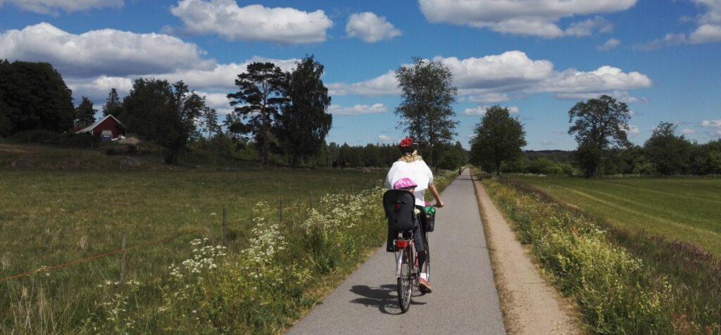 Cykelväg Tranemo